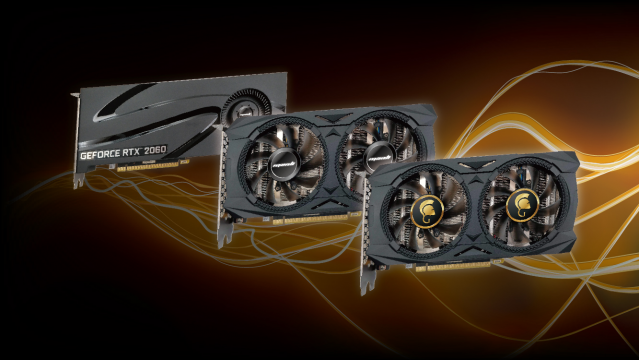 Manli GeForce RTX™ 2060 Series